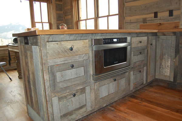 Colorado Design & Cabinetry, Mancos Custom Built Kitchen Cabinets