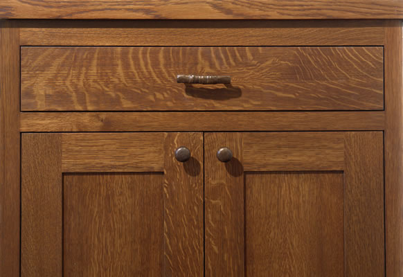 Gallery For Quarter Sawn White Oak Cabinets